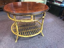 Eye catching end table in Bartlett, Illinois