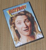 NEW Fast Times At Ridgemont High DVD Widescreen SEALED Sean Penn in Plainfield, Illinois