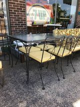 Mid Century Patio Dining Set in St. Charles, Illinois
