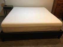 King Size Memory Foam Mattress in Quantico, Virginia