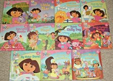 Nickelodeon Dora The Explorer Hard Cover Book Lot in Oswego, Illinois