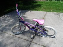 Girls Bike, 20 inch in Bolingbrook, Illinois