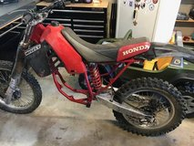 Honda CR 125 R 1988 Roller in Camp Pendleton, California