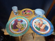 Disney Plastic Dishes in Chicago, Illinois