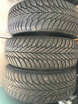 LOT of 2- Brand New Tires 225/60R16 Good Year Ultra Grip in Oswego, Illinois