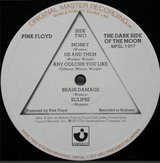 Mobile Fidelity Pink Floyd ?- The Dark Side Of The Moon in Bartlett, Illinois