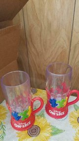 "2 ""DISNEY ON ICE"" plastic lighted glasses! in Bellaire, Texas"