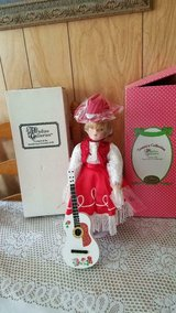 "Paradise Galleries Musical Porcelain Cowgirl Doll! ""RUBY"" in Kingwood, Texas"