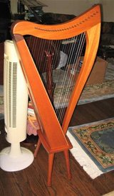 DUSTY STRINGS Allegro 26 Harp in Glendale Heights, Illinois