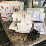 Singer Finishing Touch  Serger/Sewing Machine in Travis AFB, California