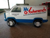 Vintage 1980s Tonka toy Mr. Goodwrench van in Kansas City, Missouri