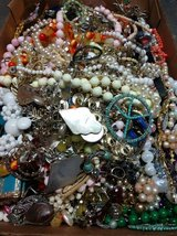 Flat full of costume jewelry in Kansas City, Missouri