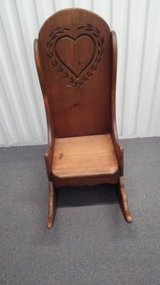 childs rocking chair in Westmont, Illinois