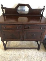 Antique Buffet Cabinet in Camp Pendleton, California