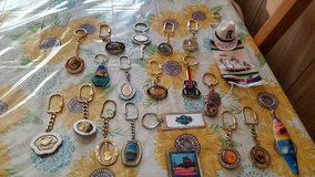 Mixed Lot of Assorted Souvenir Keychains!   20 pcs in Bellaire, Texas