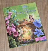 Disney Fairies Secret Fairy Homes Hard Cover Book w Fold Out Pages Tinker Bell in Chicago, Illinois