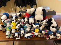 Snoopy Plush MetLife Collectibles in Chicago, Illinois