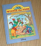 Vintage 1991 1st Edition Disney Rabbit Marks The Spot New Adventures of Winnie The Pooh Hard Cov... in Joliet, Illinois