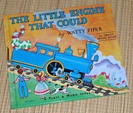 Vintage 1976 The Little Engine That Could Complete Original Edition Hard Cover Book in Plainfield, Illinois
