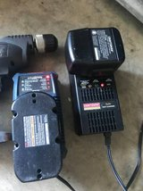 LOT of 2 Drill Machines with Bat & Charger in Westmont, Illinois