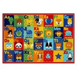 ABC 8 Feet x 10 Feet  Alphabet Learning Carpet Great For Classrooms - New! in Naperville, Illinois
