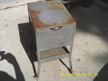 REDUCED...CART INDUSTRIAL RUSTIC LOOK POPULAR STYLE NOW in Westmont, Illinois