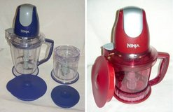 2 Ninja Storm Blenders w/40oz 48oz Jar Containers in Glendale Heights, Illinois
