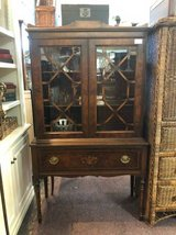Antique China Cabinet in Chicago, Illinois