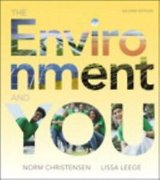 the environment and you by lissa leege and norman christensen (2015, loose leaf) in Miramar, California