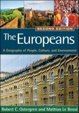 the europeans : a geography of people, culture, and environment in Miramar, California