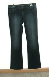 LEI Ashley Low Rise Boot Cut Jeans Womens 9 Juniors in Morris, Illinois