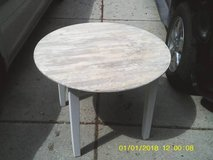 TABLE BY THE LAND OF NOD COMPANY MINT ALL WOOD in Westmont, Illinois