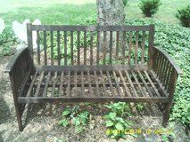 BENCH ALL WOOD OUT DOOR in Westmont, Illinois
