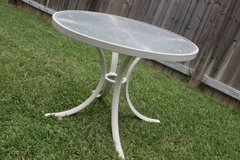 Round Patio Table in Kingwood, Texas