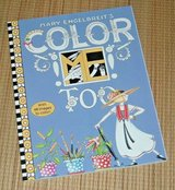 NEW Mary Engelbreits Color ME Too Soft Cover Coloring Book in Joliet, Illinois