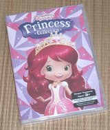 NEW Strawberry Shortcake Princess Collection 2 Disc DVD w Bonus Finger Puppets in Joliet, Illinois