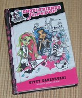 Monster High Series Ghoulfriends Forever First Edition Hard Cover Book 1 in Chicago, Illinois