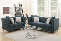 New! Velveteen Sofa and Loveseat FREE DELIVERY in Miramar, California