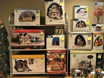 Dept. 56 GIFT SHOP LIQUIDATION - SEE INVENTORY-60% OFF PRICES LISTED in Joliet, Illinois