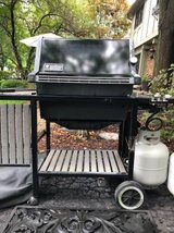 Weber Propane Gas Grill w/Tanks and Cover in Naperville, Illinois
