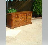 SOLID WOOD DRESSER-reduced in Naperville, Illinois