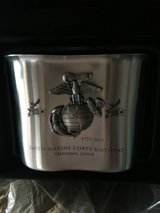 new 240th marine corps birthday ball canteen cup pewter in Miramar, California