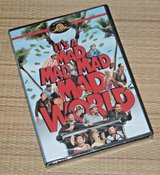 NEW Its a Mad Mad Mad Mad World DVD Comedy Vintage 2006 in Joliet, Illinois