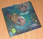 Merryns Journey Song of the Deep Hard Cover Book w Dust Jacket Heroism Story in Oswego, Illinois