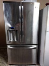 GE profile stainless steel Refrigerator in Beaufort, South Carolina