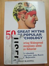 50 great myths of popular psychology: shattering widespread misconc..., 2010 in Houston, Texas
