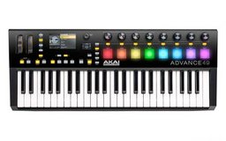 Akai Advance 49 Professional Midi Keyboard Controller in Fort Campbell, Kentucky