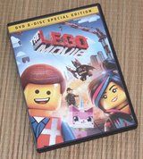 The Lego Movie Special Edition 2 Disc DVD in Morris, Illinois