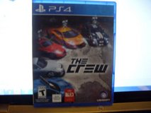 The Crew (Sony PlayStation 4, 2014) in Fort Campbell, Kentucky