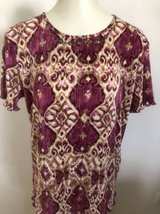 Women's blouse/top Alfred Dunner size S in Chicago, Illinois